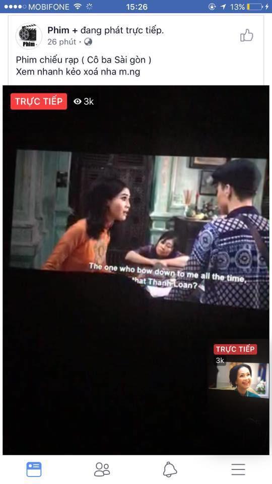 thanh-nien-livestream-phim-co-ba-sai-gon