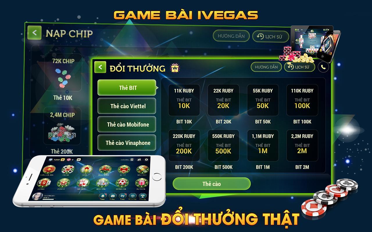 game-bai-ivegas-doi-thuong-mien-phi