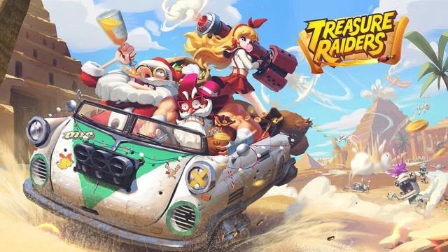 treasure-raiders-game-ban-sung-dinh-cao