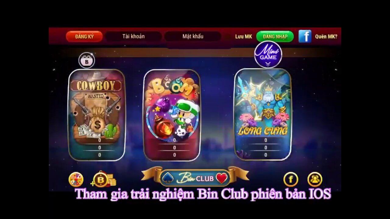 bin-club